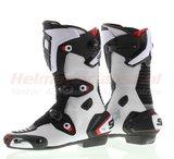 Sidi MAG-1 AIR motorcycle racingboot white/black_