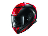 Shark Spartan Carbon 1.2 Skin Red_