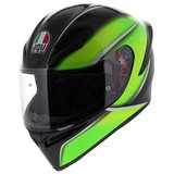 AGV K1 Qualify Black Lime_