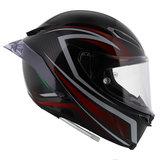AGV Pista GP R Staccata - Black Red White_