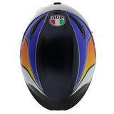 AGV K1 Power Matt Dark Blue Orange White_