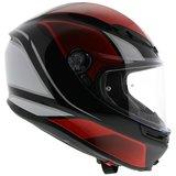 AGV K6 Hyphen Black Red White_
