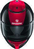 Shark Spartan Carbon 1.2 Skin Red_