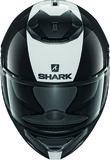 Shark Spartan Carbon 1.2 Skin White_