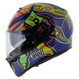 AGV K3 SV Rossi 5 Continents GT4_