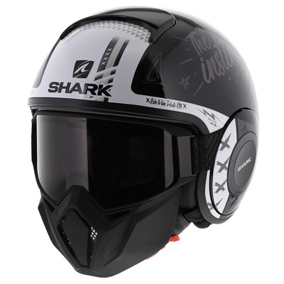 Shark Street Drak Tribute RM black anthracite white