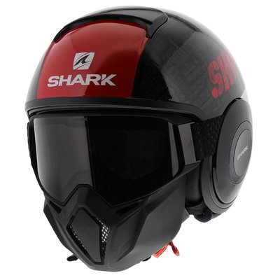 Shark Street Drak Tribute black red