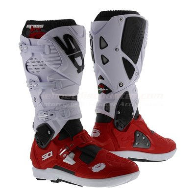 Sidi Crossfire 3 SRS Red White