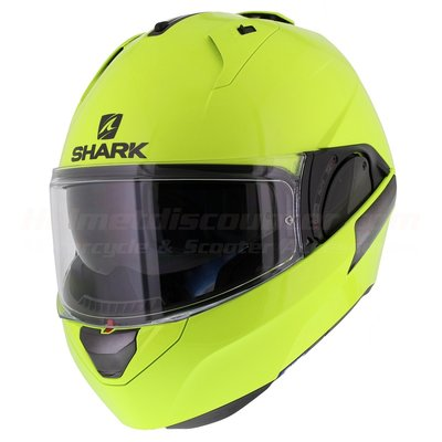 Shark Evo-One 2 Hi-Visibility yellow