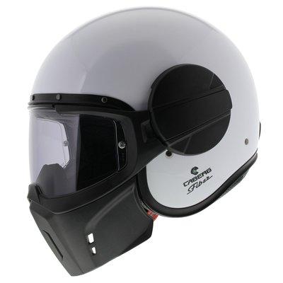 Caberg Ghost Helmet Gloss White