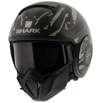 Shark Street Drak Kanhji Matt Green