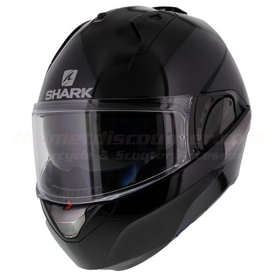 Shark Evo-One 2 gloss black