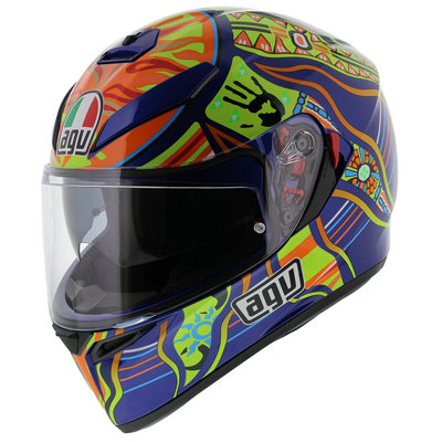 AGV K3 SV Rossi 5 Continents GT4
