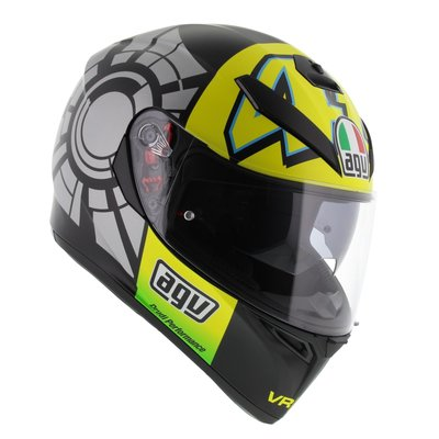 AGV K3 SV Winter Test 2012