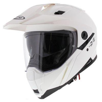 Caberg Xtrace Helmet Gloss White