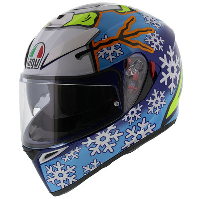 AGV K3 SV Rossi Wintertest 2016 GT4