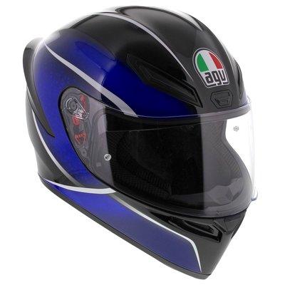 AGV K1 Qualify Blue