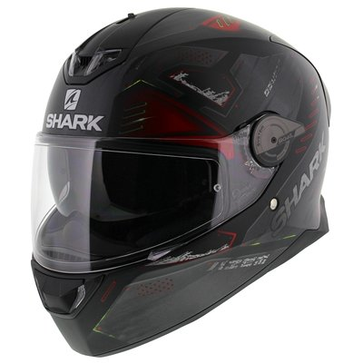 Shark Skwal 2.2 Venger matt black red