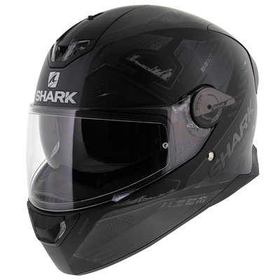 Shark Skwal 2.2 Venger matt black anthracite