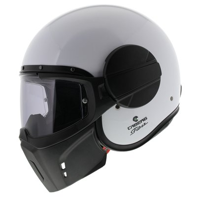 Caberg Ghost Helmet Gloss White