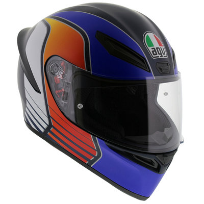 AGV K1 Power Matt Dark Blue Orange White