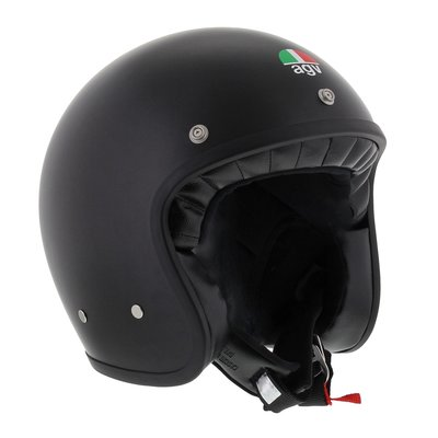 AGV X70 Solid Matt Black