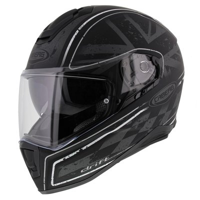 Caberg Drift Armour Matt Black Gun Metal