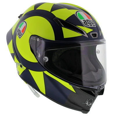AGV Pista GP RR Soleluna 2019 Valentino Rossi 46