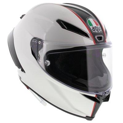 AGV Pista GP RR Scuderia Carbon White Red
