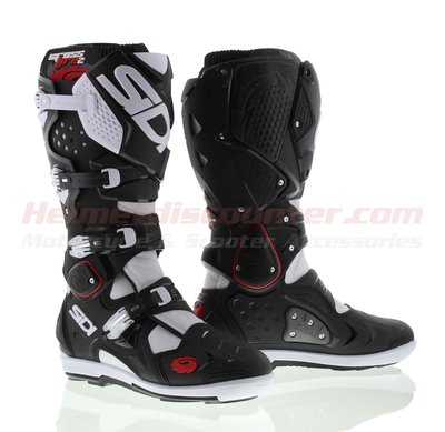 Sidi Crossfire 2 SRS Offroad boots Black White