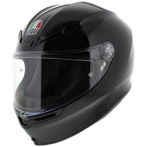 AGV K6 Mono Gloss Black