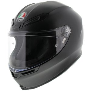 AGV K6 Mono Matt Black