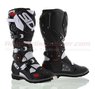 Sidi Crossfire 2 Offroad Boots Black White